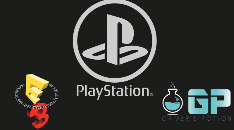 Sony PlayStation E3 2017 Pressekonferenz