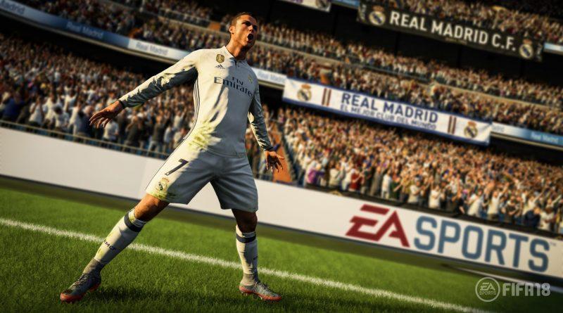FIFA 18 Weltpremiere