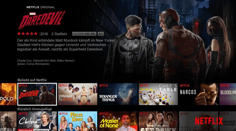 Serien Netflix