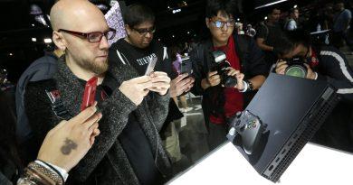 Xbox One X Mirosoft E3 2017
