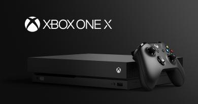 Xbox Geschäft Xbox One X Mirosoft E3 2017