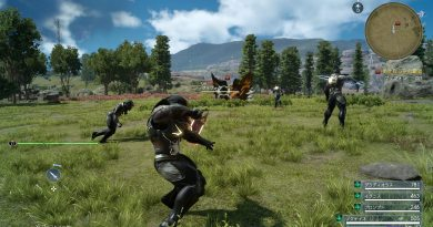 Final Fantasy XV Multiplayer Final Fantasy 15 Multiplayer