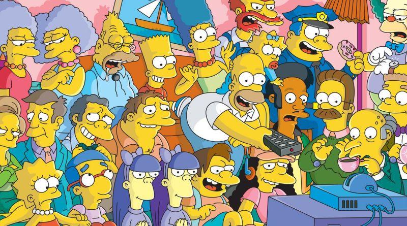 The Simsons Disenchantment Matt Groening Netflix