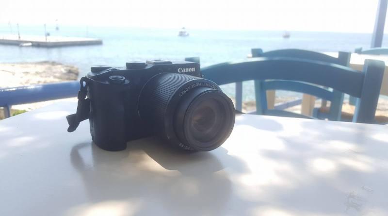 Titelbild Canon PowerShot G3 X