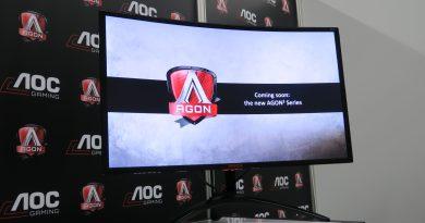 AOC Gaming Monitore Gamescom 2017 GC Titel
