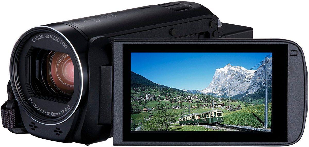 Unser Canon Gamescom Camcorder im Test