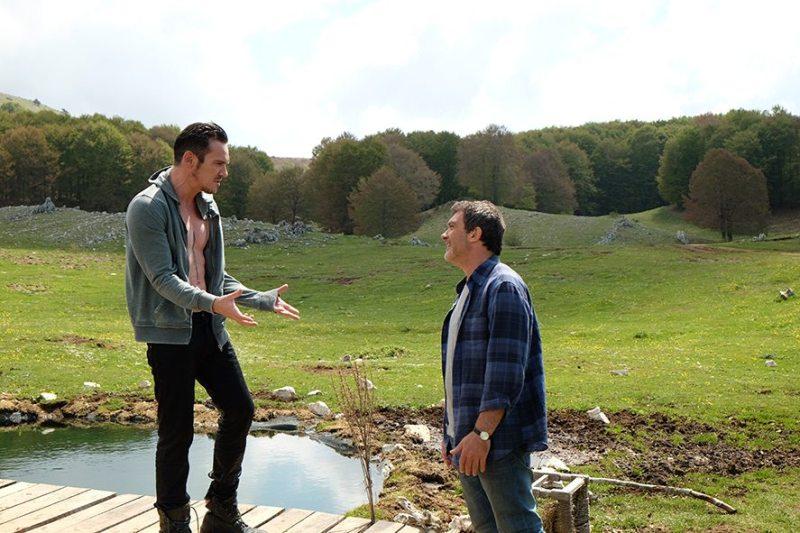 Eurovideo Black Butterfly Antonio Banderas Jonathan Rhys Meyers Arbeit