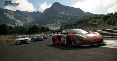 Gran Turismo Sport HDR SDR Vergleich Titel