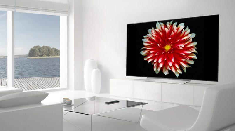 LG 55C7D OLED 4K HDR TV Gaming Heimkino Titel