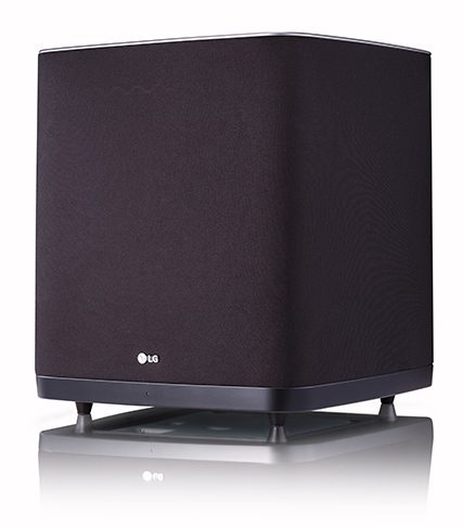 LG Soundbar SJ9 Dolby Atmos Front Gaming Heimkino Subwoofer