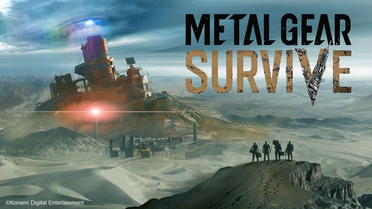 Gamescom Preview: Metal Gear Survive