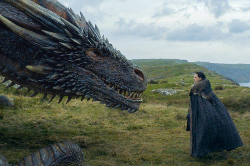 Ostwacht Game of Thrones Staffel 7 Episode 5 S7E4 Eastwatch Jon Drogon
