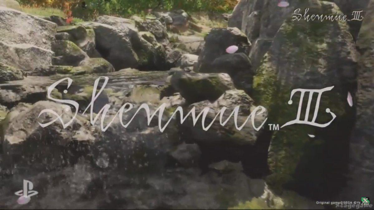 Shenmue 3 - Publisher gefunden