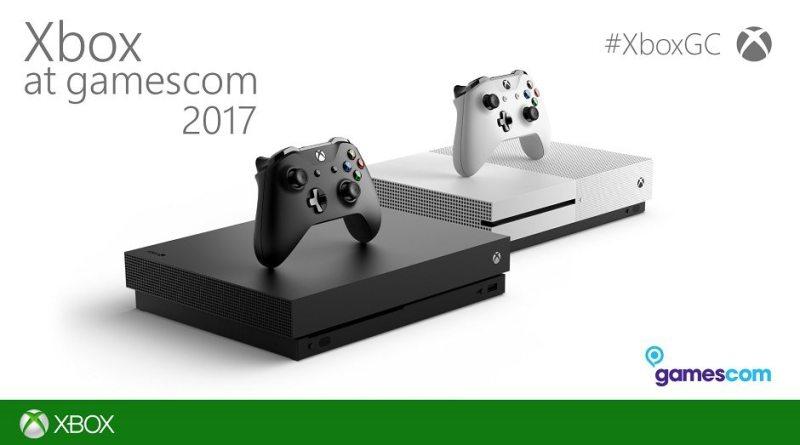 Gamescom 2017 – Xbox One X Vorbestellung und mehr