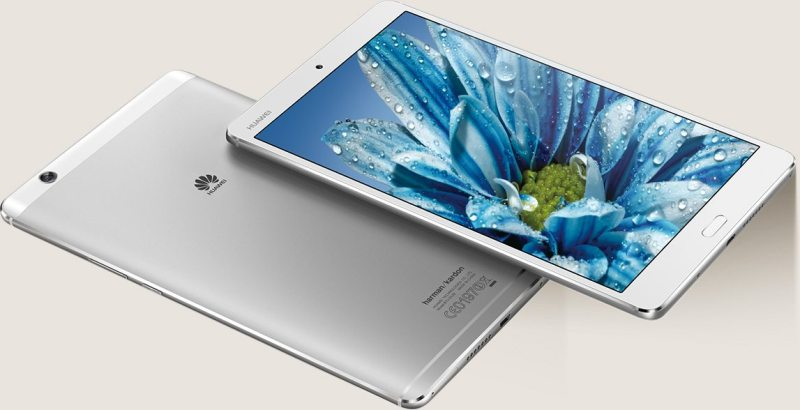 Huawei MediaPad M3 Test Review Tablet 2