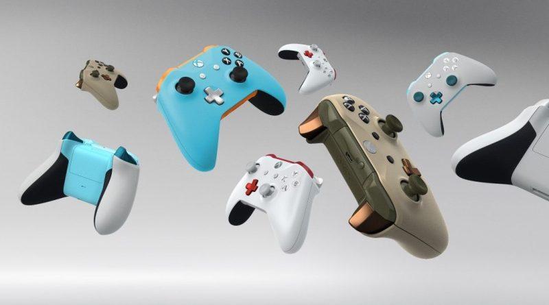 Xbox Design Lab Xbox One X Microsoft Controller Titel