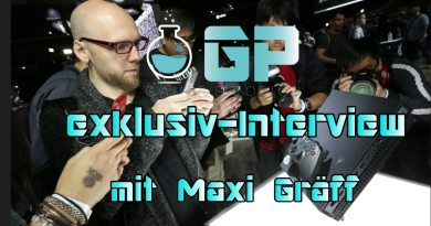 Interview Maxi Graeff Xbox One X
