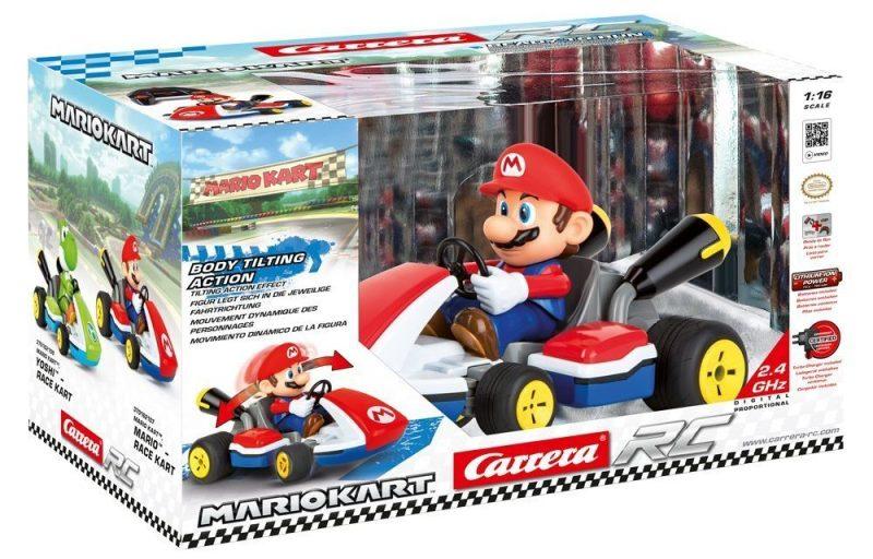 Mario Kart Race Kart mit Sound Carrera RC Mario Kart