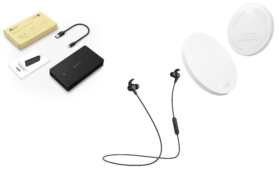 Aukey - Zubehör für iPhone X und Co. im Test