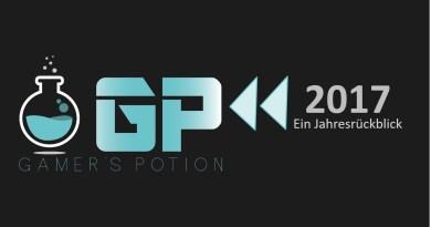 Jahresrückblick 2017 Gaming 2017