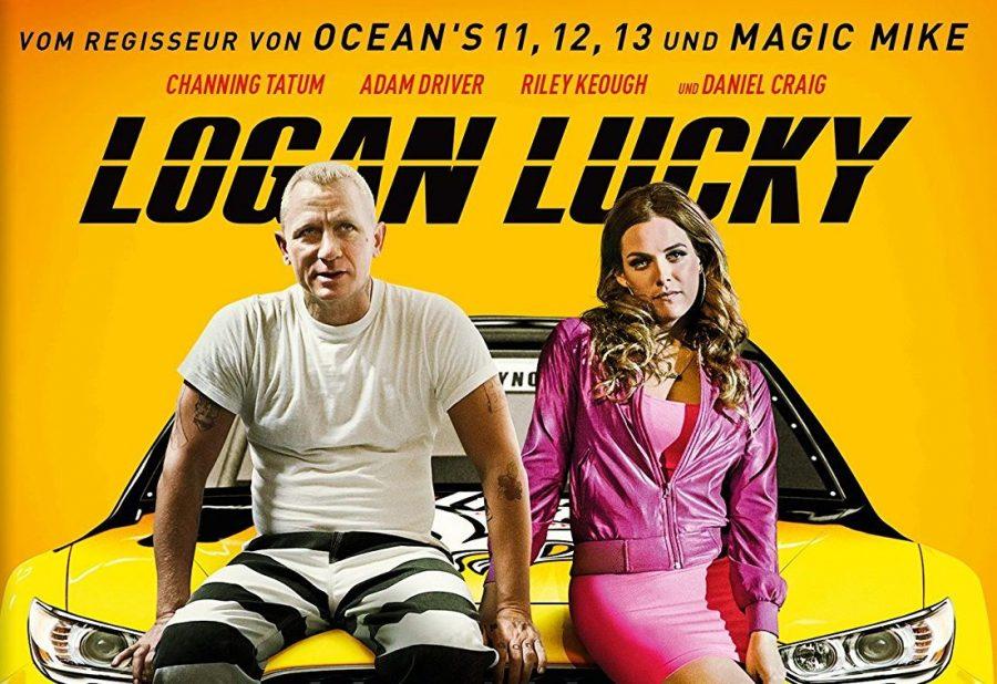 Logan Lucky - Gelingt der Beutezug auf Blu-ray und DVD?