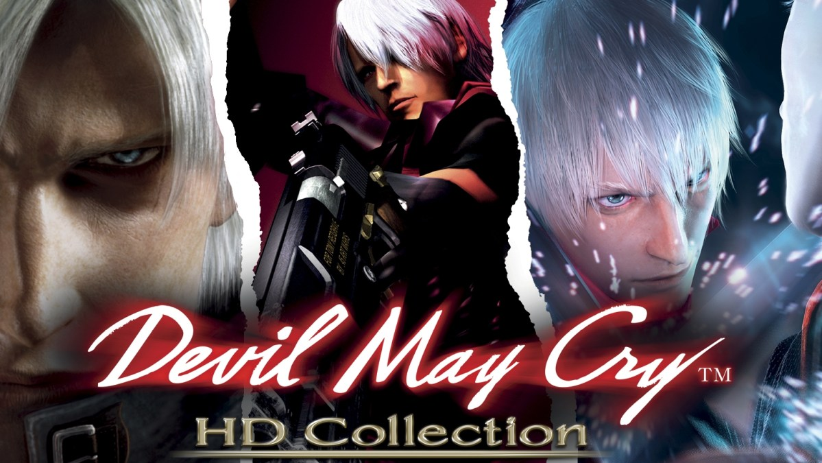 Devil May Cry HD Collection - Wie der Vater, so der Sohn