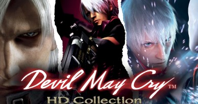 Devil May Cry HD Collection Titelbild