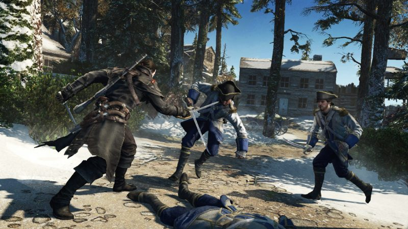 Assassin's Creed Rogue Remastered Review Test Titel 5