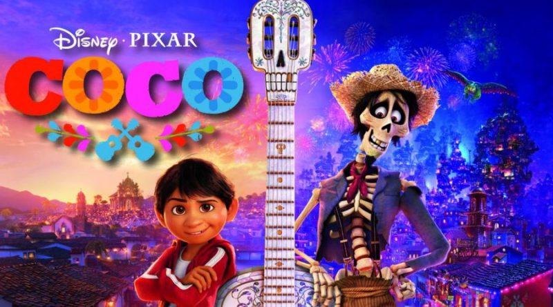 Disney Coco Lebendiger als das Leben Test Review Kritik-Blu-ray Titel