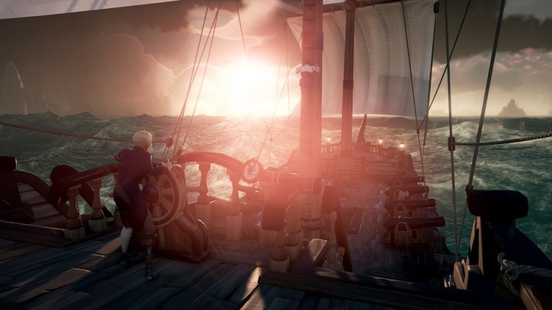 Sea of Thieves Review Kritik Test Xbox Microsoft Lichtspiele