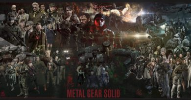 Metal Gear Solid Ranking Metal Gear Solid Saga Wallpaper MGS Ranking