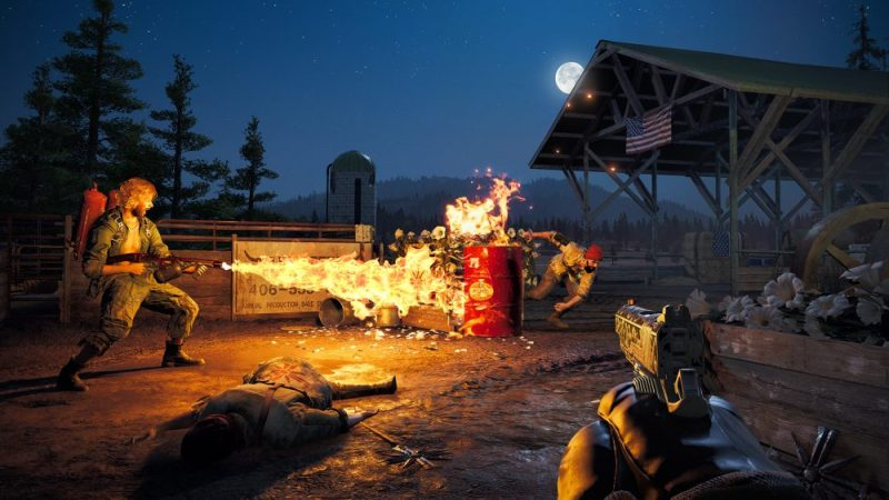 Far Cry 5 Review Test Xbox One Ubisoft 7