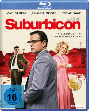Gewinnspiel Suburbicon Blu-ray Packshot