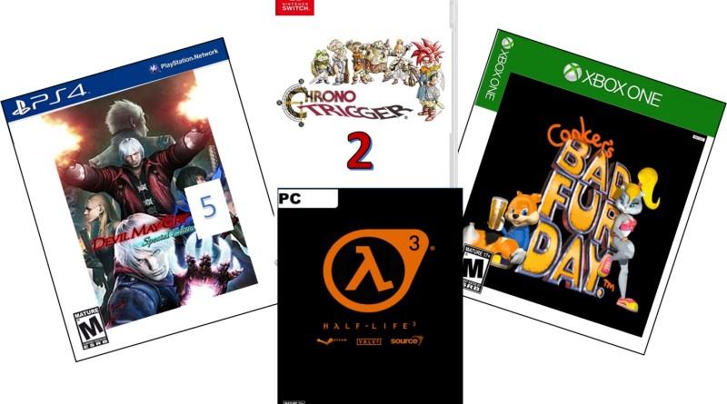 Game Comebacks Game Sequels Spiele Sequels