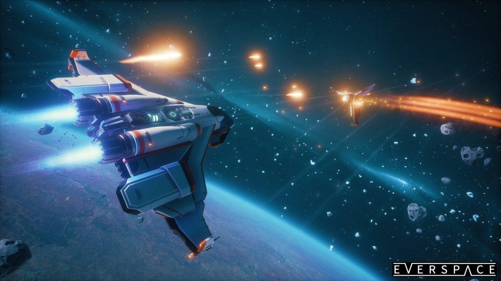 Everspace Review - Überzeugt der Trip durchs Weltall?