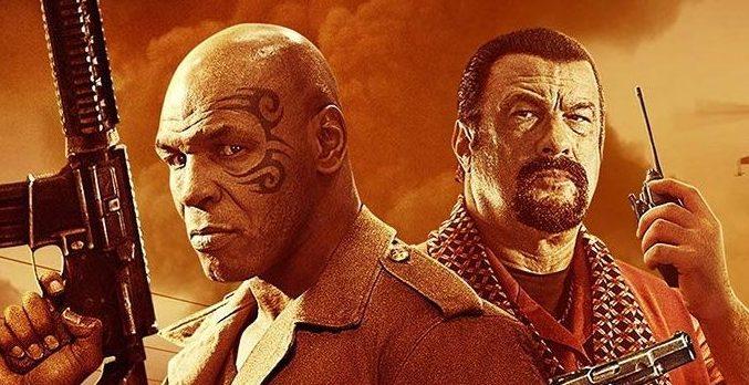 China Salesman Review Kritik Test Steven Seagal Mike Tyson Action Titel
