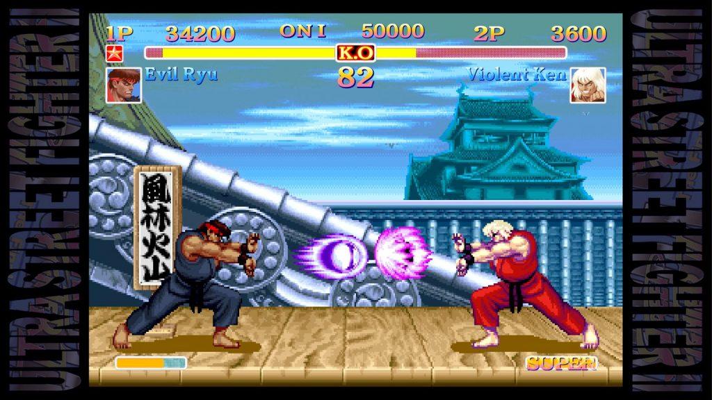 Capcom anuncia Ultra Street Fighter II The Final Challengers para Nintendo Switch-2-GamersRD