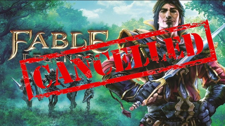 Fable Cancelled
