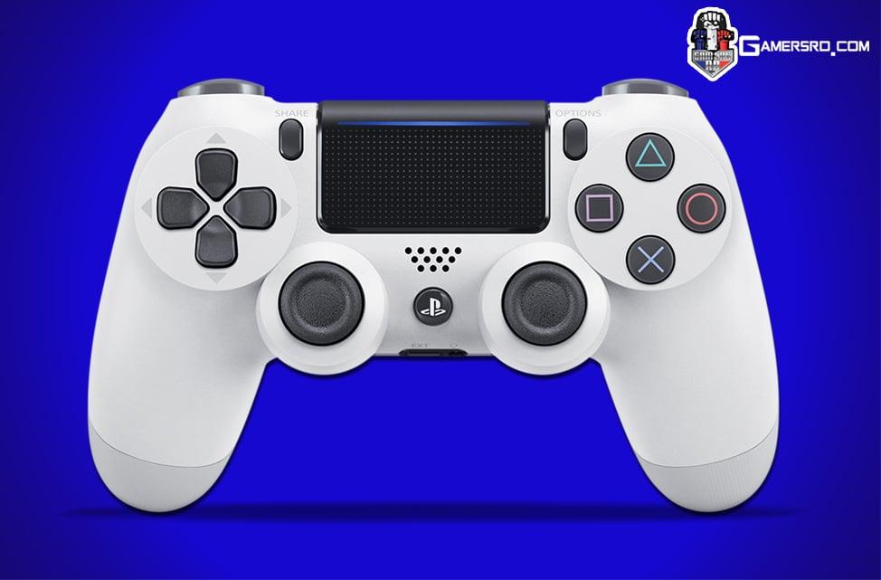 Una nueva versión para PS4 Slim: Glacier White