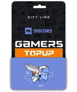 Discord Nitro Gift Link