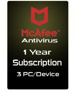 Buy McAfee internet security