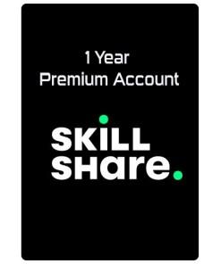 Skill share Premium Account
