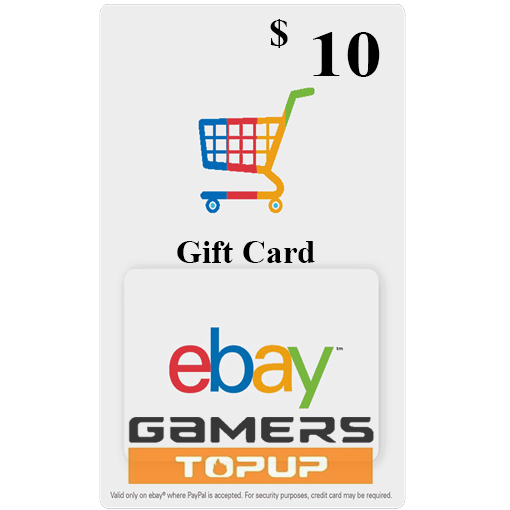 Buy Ebay 10 Usd Gift Card Bd With Bkash Gamers Topup