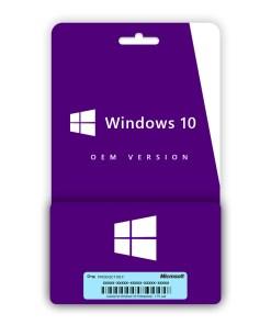 Windows 10 OEM Key