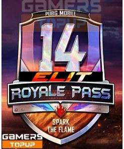 PUBG Elite Royale Pass