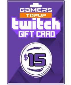 How to buy Twitch gift card