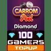 Carrom Pool 100 diamond topup