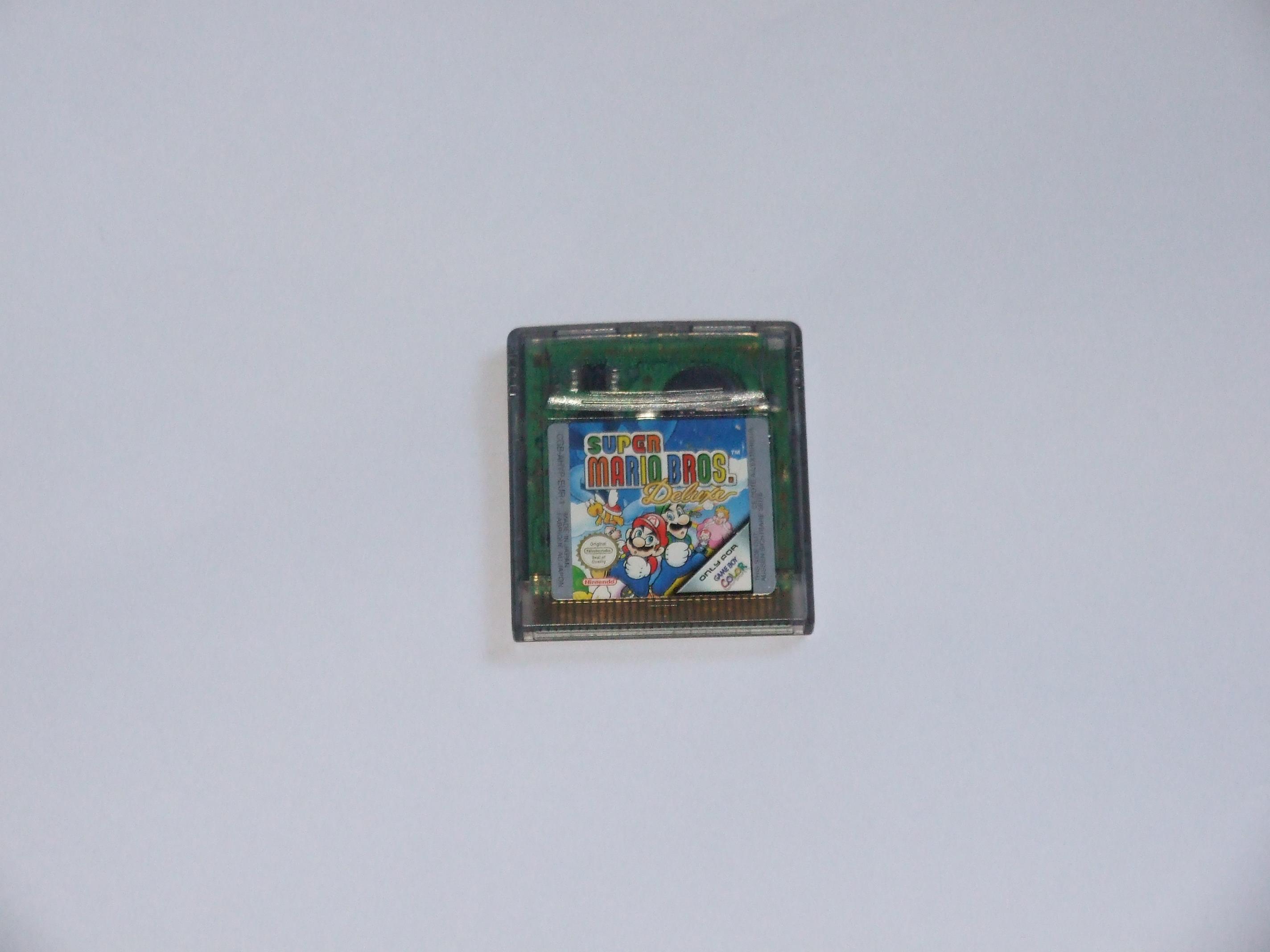 Super Mario Bros. Deluxe (Cartridge)