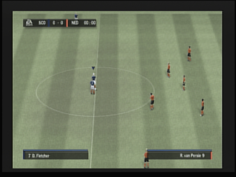 FIFA 12 [PS2] - Screenshot - Gameplay 4