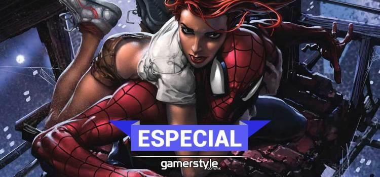 Los amores de Spider-Man